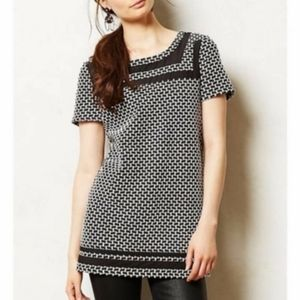 Anthro postmark tunic/ mini dress